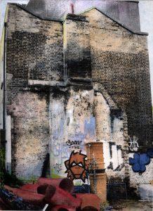 Hampstead Road Chimney Ghost