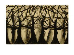 tree-lines-black-mono-print